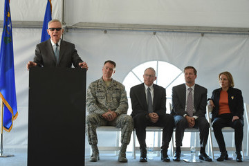 Tom Werner Nellis Air Force Base Commemorates Opening of Solar Array
