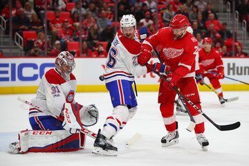 Tomas Tatar Montreal Canadiens v Detroit Red Wings