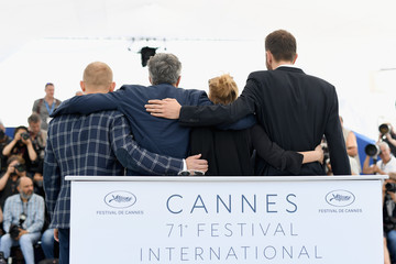 Tomasz Kot 'Cold War (Zimna Wojna)' Photocall - The 71st Annual Cannes Film Festival