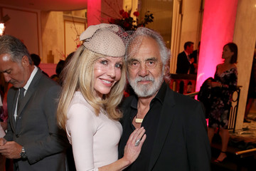 """Tommy Chong WCRF's """"An Unforgettable Evening"""" - Inside"""