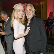 Tommy Chong The Women's Cancer Research Fund's An Unforgettable Evening 2020 - Cocktail Reception