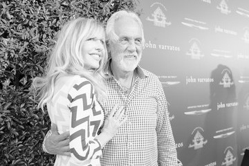 Tommy Chong John Varvatos 13th Annual Stuart House Benefit Presented by Chrysler With Kids' Tent by Hasbro Studios - Arrivals