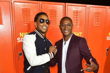"""Tommy Davidson Premiere Of Universal Pictures' """"Night School"""" - Arrivals"""