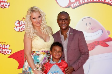 Tommy Davidson Premiere of 20th Century Fox's 'Captain Underpants: The First Epic Movie' - Arrivals
