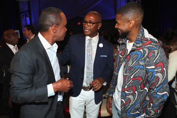 Tommy Davidson B. Riley & Co. and Sugar Ray Leonard Foundation's 7th Annual 'Big Fighters, Big Cause' Charity Boxing Night