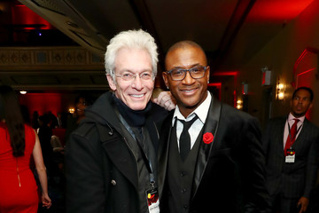 Tommy Davidson The American Heart Association's Go Red for Women Red Dress Collection 2018 Presented By Macy's - Backstage