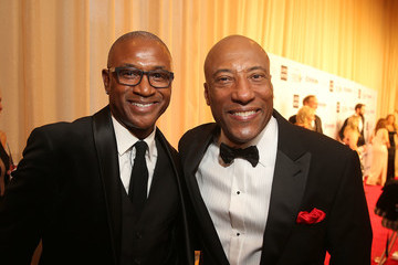 Tommy Davidson Byron Allen's Oscar Gala Viewing Party To Support The Children's Hospital Los Angeles - Inside