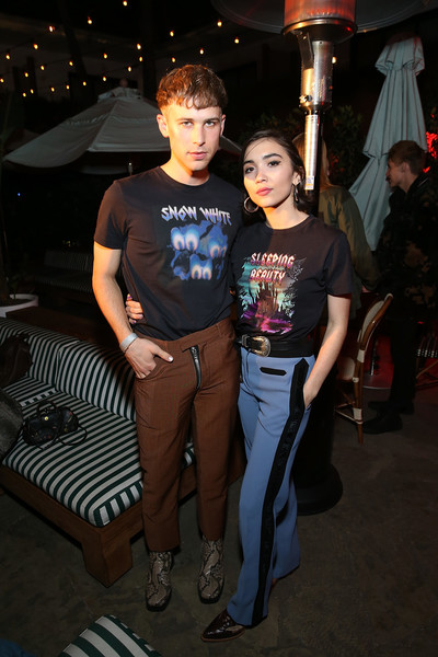 Flaunt And /Nyden Celebrate The New Fantasy Issue With A Dinner Honoring Hari Nef