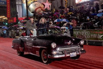 Tommy Flanagan 83rd Annual Hollywood Christmas Parade