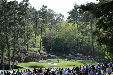 Tommy Fleetwood The Masters - Round Two