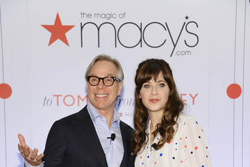 Tommy Hilfiger 'To Tommy, From Zooey' Launch