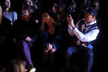 Jules De Martino Katie White Tommy Hilfiger Fall 2010 Fashion Show - Front Row