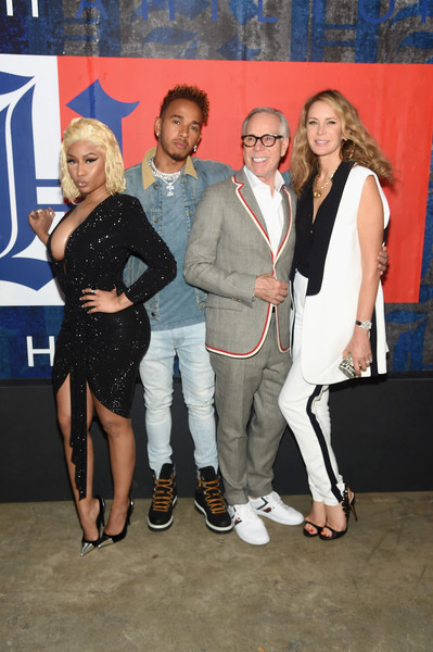 8ce12f155fa Tommy Hilfiger and Lewis Hamilton Photos»Photostream · Pictures ·  TommyXLewis Launch Party