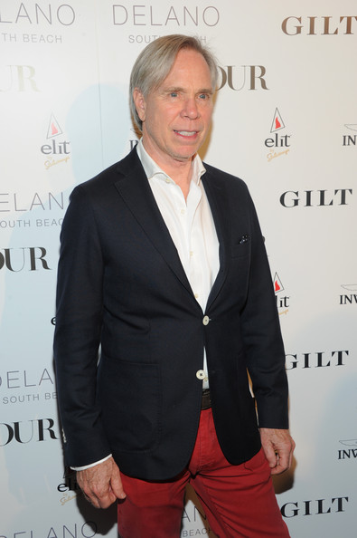 tommy hilfiger pictures marc quinn honored in miami beach zimbio. Black Bedroom Furniture Sets. Home Design Ideas