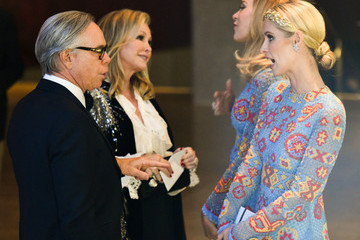 Tommy Hilfiger 'An Evening Honoring Valentino' Lincoln Center Corporate Fund Gala - Outside Arrivals