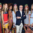 Tommy Hilfiger and Vera Van Erp Photos