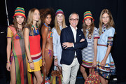 Tommy Hilfiger and Vera Van Erp Photos Photo