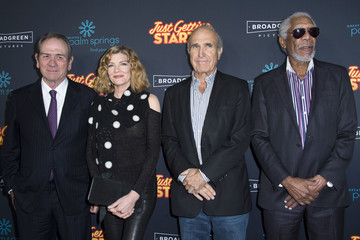 Tommy Lee Jones Premiere Of Broad Green Pictures' 'Just Getting Started' - Arrivals
