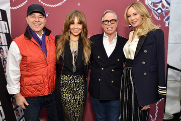 Tommy Mottola Tommy Hilfiger Women's - Backstage - Fall 2016 New York Fashion Week: The Shows
