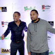 Tommy Oliver Arrivals at the Creative Coalition VIP Dinner