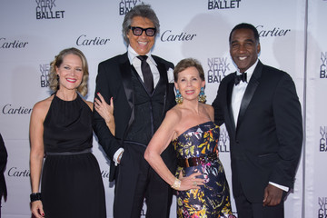 Tommy Tune Adrienne Arsht 2015 New York City Ballet Fall Gala
