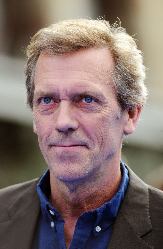 Hugh Laurie in 'Tomorr...