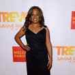 Tona Brown Arrivals at the 'TrevorLive NY' Event