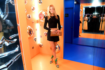 Toni Garrn A. Human Launch Event Hosted By Simon Huck