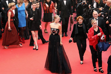 Toni Garrn 'Burning (Beoning)' Red Carpet Arrivals - The 71st Annual Cannes Film Festival