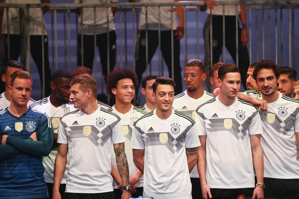 reputable site 071ef b1353 Toni Kroos Photos Photos - Germany and Adidas Present the ...