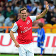 Tony Adams Arsenal Legends XI v World Refugee Internally Displaced Persons (IDP) XI