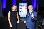 Tony Bennett and Susan Benedetto attend the 11th Annual Exploring The Arts Gala 2018 at The Ziegfeld Ballroom on January 30, 2018 in New York City.