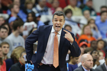 Tony Bennett NCAA Basketball Tournament - Second Round - Raleigh