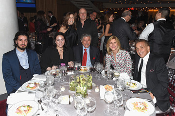 Tony Bennett Susan Benedetto Jazz At Lincoln Center's 30th Anniversary Gala - Inside