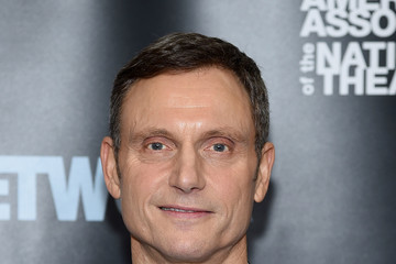 Tony Goldwyn The American Associates Of The National Theatre Celebrate 'Network'