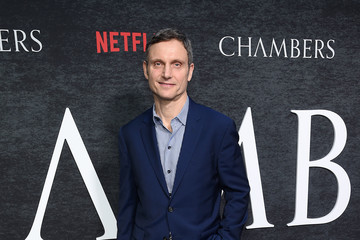 Tony Goldwyn Netflix's 'Chambers' Season 1 New York Premiere