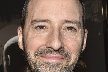 Tony Hale Premiere of Warner Bros. Pictures' 'The 15:17 to Paris' - Red Carpet