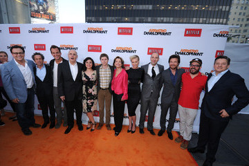 Tony Hale Jessica Walter 'Arrested Development' Premieres in Hollywood 3