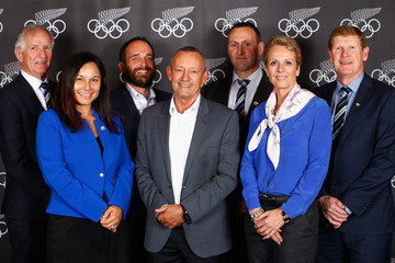 Tony Hall New Zealand Olympic Committee Annual General Meeting
