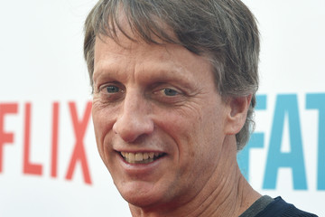 Tony Hawk Los Angeles Special Screening Netflix's 'Father Of The Year'