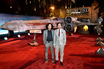 Tony Revolori The World Premiere of 'Rogue One: A Star Wars Story'