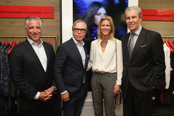 Tony Spring Debut of Hilfiger Collection at Bloomingdale's Hosted by Tommy Hilfiger And Nina Garcia