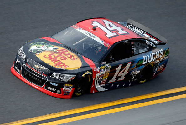 Tony Stewart's Ducks Unlimited/Bass Pro Chevy SS