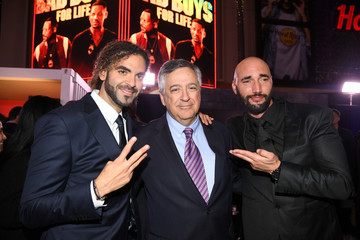 """Tony Vinciquerra Premiere Of Columbia Pictures' """"Bad Boys For Life"""" - Red Carpet"""