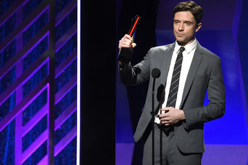 Topher Grace 18th Annual AARP The Magazine's Movies For Grownups Awards - Show