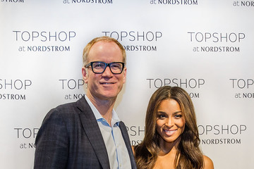 Pete Nordstrom Topshop Ambassador Ciara Meets Fans at Nordstrom Downtown Seattle