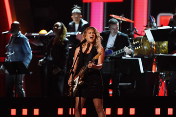 Tori Kelly The 59th GRAMMY Awards - Show