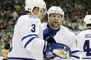 Phil Kessel Dion Phaneuf Photos Photo