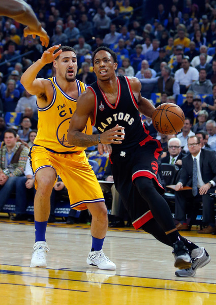 Toronto+Raptors+v+Golden+State+Warriors+