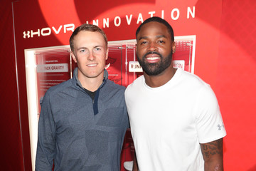 Torrey Smith Under Armour's UA HOVR House LA - Media and Influencer Event